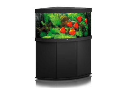 Juwel Aquarium Trigon 350 schwarz