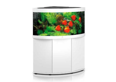 Juwel Aquarium Trigon 350 weiß