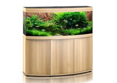 Juwel Aquarium Vision 450 helles Holz