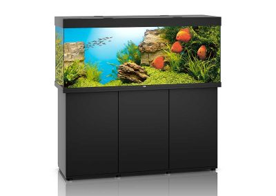 Juwel Aquarium Rio 450 schwarz